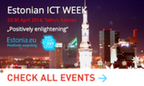 Estonian ICT Week logo